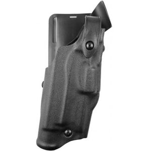 Safariland 6365 ALS SLS Retention Duty Holster Right Hand S&W M&P 9mm and .40S&W with Light STX Tactical Finish Black 6365-2192-131