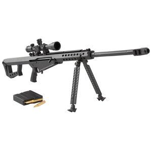 Ravenwood International 1/3 Scale .50 Caliber Non-Firing Replica Sniper Rifle Black
