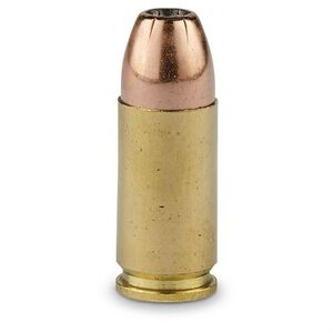 BVAC 9mm Luger Ammunition 50 Rounds in a Polybag  JHP 115 Grains Reloads Brass R9115HP