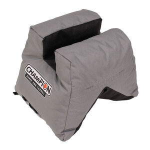 Champion Target Front V-Bag Tuff Hide Bottom Synthetic Black and Gray