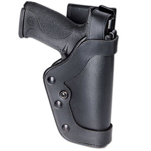 Uncle Mike's Mirage Plain Pro-2 Holster Size 25 Right Hand 43253