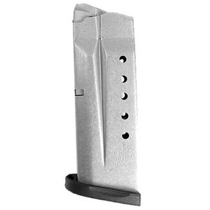 Smith & Wesson M&P Shield Magazine 9mm Luger 7 Rounds Stainless Steel 199350000