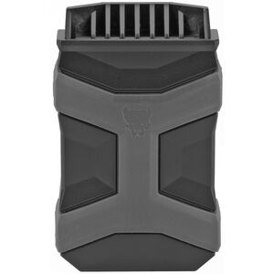 Pitbull Tactical Universal Mag Carrier Gen 2 Single Magazine Pouch Fits 9/40/45 Single or Double Stack Magazines Black