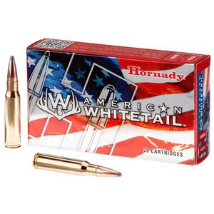 Hornady .308 Winchester Ammunition 20 Rounds InterLock SP 165 Grains