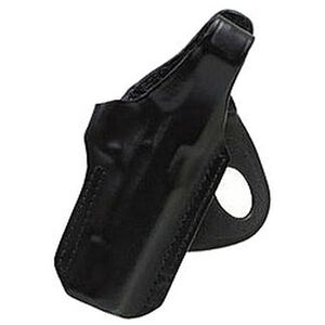 SIG Sauer P2003 & P2340 Angle-Adjust Paddle Holster Right Hand Black Leather