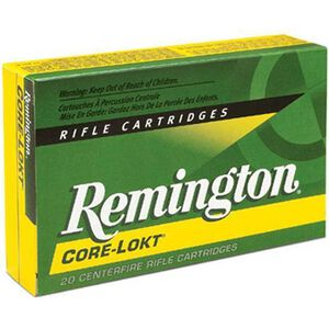 Remington Express .30-30 Winchester Ammunition 20 Rounds 170 Grain Core-Lokt Soft Point Projectile 2200fps