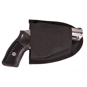 Blue Stone Rebel Fury OWB Holster Mid To Large Autos Ambidextrous Nylon Black REBEL-FURY