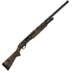 "Winchester SXP Waterfowler Pump Action Shotgun 12 Gauge 28"" Vent Rib Barrel 4 Rounds 3"" Chamber Synthetic Stock Real Tree Max5 512290392"