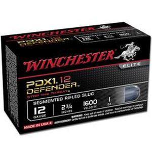 "Winchester PDX1 12 Gauge 2.75"" 1 oz Slug & 00 Buck 10 Rounds"