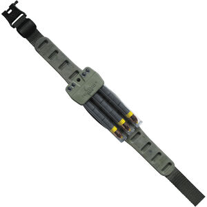 Quake Industries The Claw Muzzleloader Sling System with SpeedClip Loader, Camo