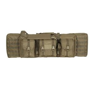 Voodoo Tactical Padded Weapons Case Ballistic Cloth 36 Inches Coyote