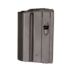 Windham Weaponry AR-15 7.62x39mm Magazine 10 Round Stainless Steel Black Marlube