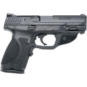 S&W M&P9 M2.0 Compact 9mm 15 Round Handgun with Green Crimson Trace Laser12413