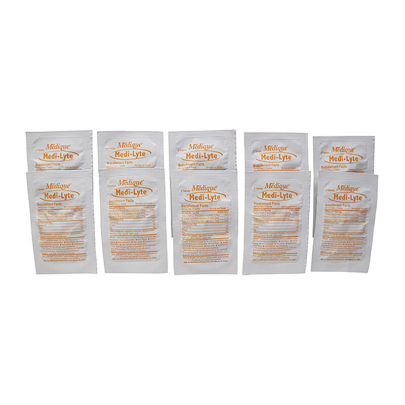 Adventure Medical Electrolyte Tablets 10 packages