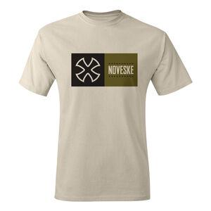 Noveske Men's T-Shirt Block Logo