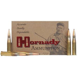 Hornady 6.5x52 Carcano 160 Gr Specialty JSP Bullet 20 Round Box