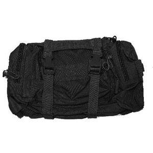 Voodoo New Enlarged Three Way Deployment Bag Nylon Black