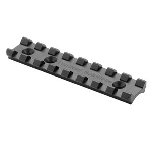 Tactical Solutions Pac-Lite Standard Scope Rail Aluminum Black
