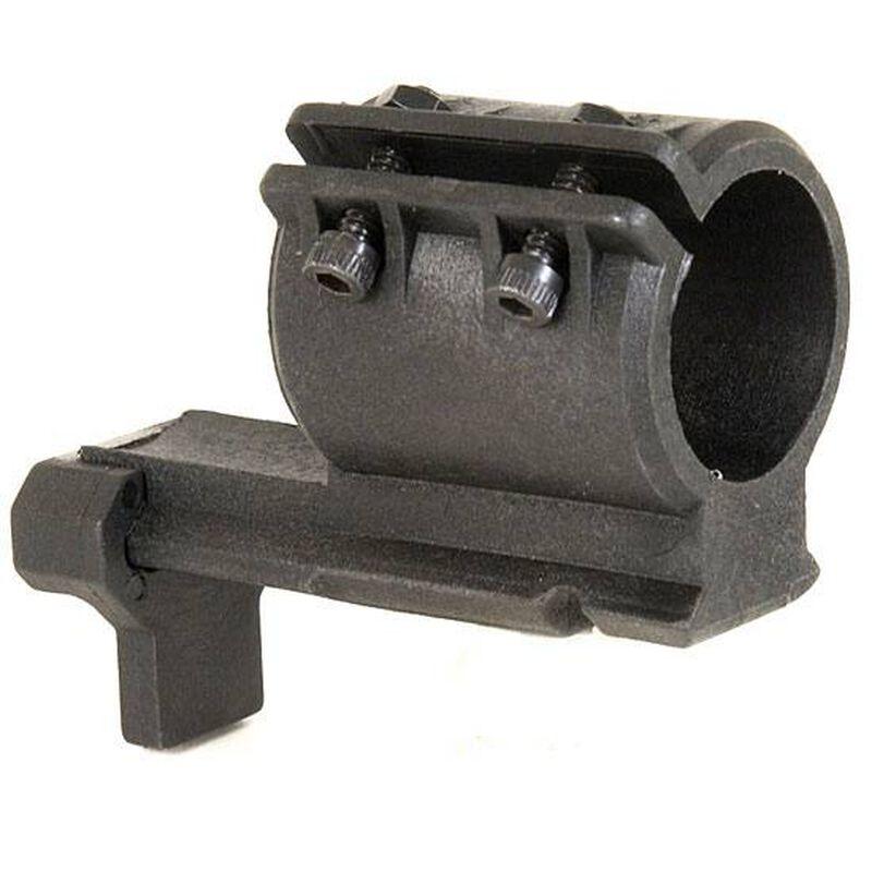 Streamlight Tactical Weaver Flashlight Mount for Shotgun Magazine Tube Black Polymer