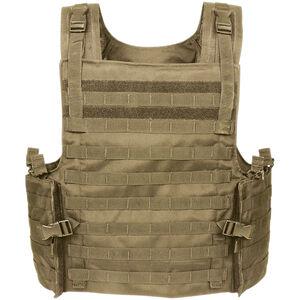 Voodoo Tactical Armor Carrier Maximum Protection Vest Tan 20-839907000