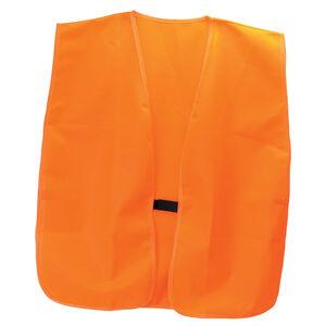 Hunting Made Easy Big Boy Safety Vest Orange
