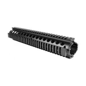 AIM Sports Rifle Length AR-15 Drop-In Quad Rail Handguard