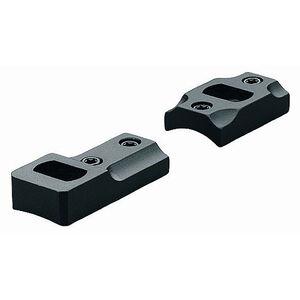 Leupold Dual Dovetail 2 Piece Base Weatherby Mark V Gloss Black Finish