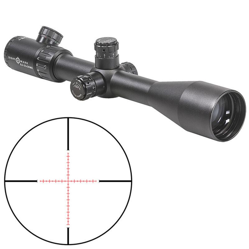 Sightmark Core TX 8.5-25x50mm Marksman Riflescope 30mm Tube 1/8 MOA Adjustment Adjustable Parallax Second Focal Plane Matte Black