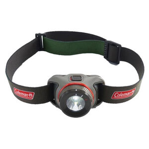Coleman LED Headlamp 250 Lumens AAA Batteries with Battery Guard