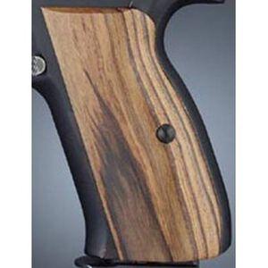 Hogue Fancy Hardwood CZ-75, CZ-85 Grip Kingwood 75610