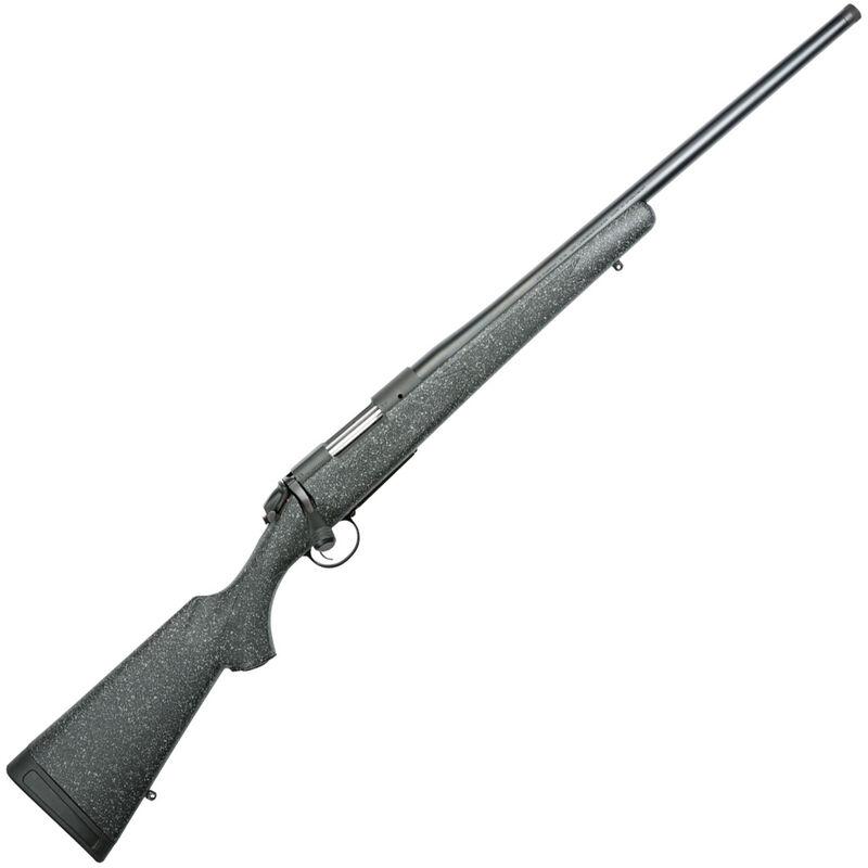 "Bergara B-14 Ridge Bolt Action Rifle .22-250 Rem 24"" Threaded Barrel 4 Rounds Grey Synthetic Stock Blued Finish"