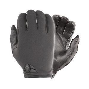 Damascus Protective Gear ATX5 Lightweight Patrol Gloves Medium Leather Black ATX5MD