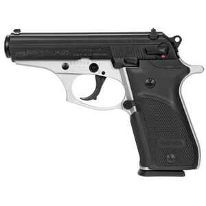 "Bersa Thunder Plus .380 ACP Semi Auto Pistol 3.5"" Barrel Length 15 Rounds 3 Dot Sights Synthetic Grip Alloy Frame Steel Slide Two Tone Finish"