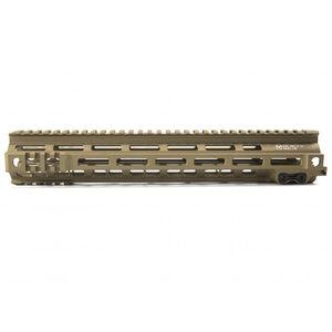 "Geissele Automatics AR-15 Free Float 13"" Super Modular Rail MK4 M-LOK Desert Dirt Color 05-278S"