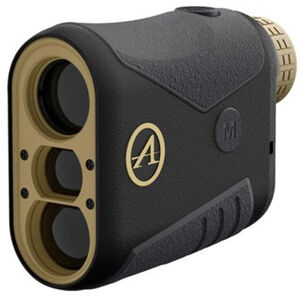 Athlon Midas 1 Mile Range Finder 6x21mm Angle Compensation Yards /Meter Readings 5-1700 Yards Range Two Tone Rubber Armor