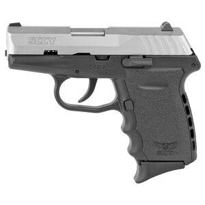 "SCCY CPX-2 Gen 2 9mm Semi Auto Handgun 3.1"" Barrel 10 Rounds Black"
