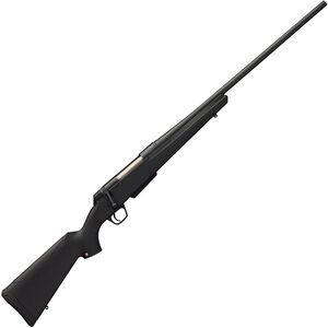 "Winchester XPR .270 Win Bolt Action Rifle .270 Win 24"" Barrel 3 Rounds Synthetic Stock Black Finish"