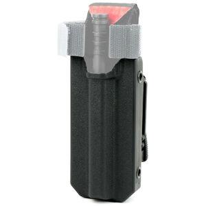 Eleven 10 Slick Front RIGID TQ Case Fits CAT Gen 7 MOLLE Clip Polymer Black