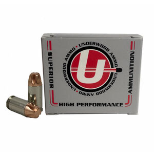 Underwood Ammo 380 ACP Penetrator 90 Grain 20 Rounds