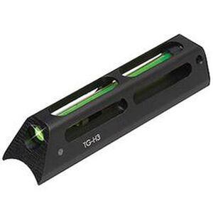 TRUGLO Tritium and Fiber Optic Green Shotgun Front Sight Green