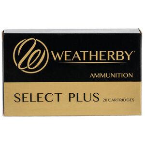 Weatherby Select Plus 6.5-300 Weatherby Ammunition 156 Grain Berger EOL Elite Hunter Projectile