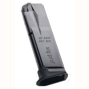 SIG Sauer SP2022 Magazine .40 S&W 10 Rounds Steel Black MAG-2022-43-10