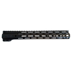 "AB Arms Pro AR-15 Free Float Hand Guard 15"" M-LOK Compatible Aluminum Anodized Finish Black"