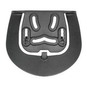 BLACKHAWK! SERPA Paddle Holster Adapter Ambidextrous Polymer Black 410902BK