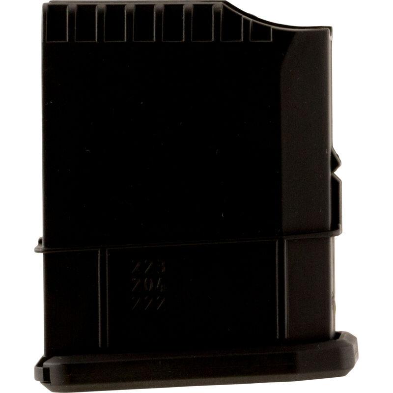 Howa Mini Action 5 Round Magazine .223 Remington Polymer Construction Matte Black Finish
