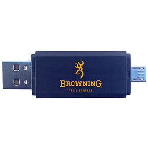 Browning Trail Cameras Card Reader for Android and IOS Devices