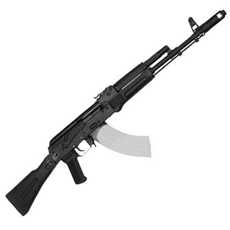 Arsenal Slr 107fr Semi Auto Rifle 7 62x39mm 16 Barrel Stamped Receiver 10 Round Magazine Polymer Side Folding Stock Black Slr107 31