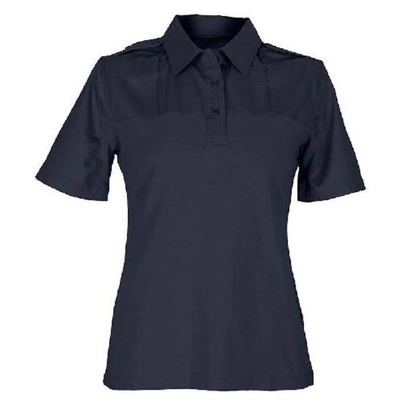 5.11 Tactical Women's Short Sleeve PDU Rapid Shirt Large Regular Midnight Navy 61304