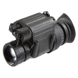AGM Global Vision PVS-14 NL-3 Night Vision Monocular 1x26mm IR Illuminator 1 AA Battery Black