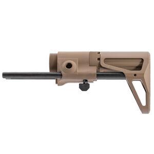 Maxim Defense CQB Gen 6 Stock for AR-15 Rifles Flat Dark Earth Finish